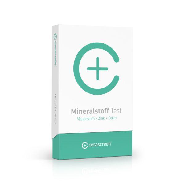 Mineralstoff Test