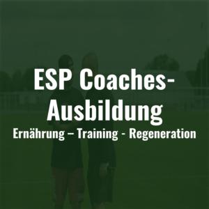 ESP Coaches-Ausbildung